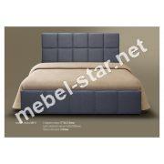 Односпальная, двуспальная кровать МК-5