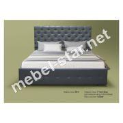 Односпальная, двуспальная кровать МК-8