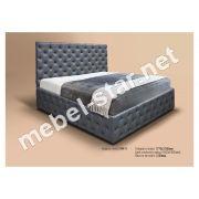 Односпальная, двуспальная кровать МК- 9