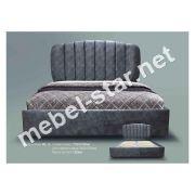 Односпальная, двуспальная кровать МК-13