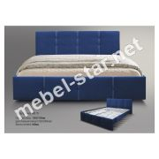 Односпальная, двуспальная кровать МК-16