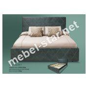 Односпальная, двуспальная кровать МК-17