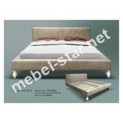Односпальная, двуспальная кровать МК-18