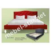 Односпальная, двуспальная кровать МК-20