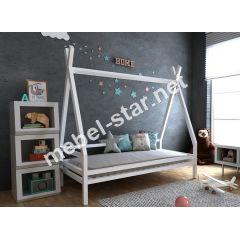 Детская кровать домик Моана плюс