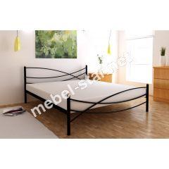 Полуторная, двуспальная кровать Джулия