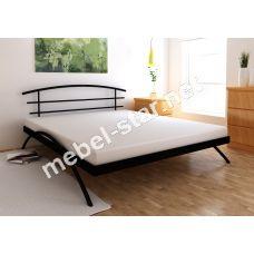 Односпальная, двуспальная кровать Сакура