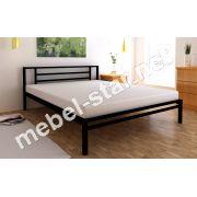 Полуторная, двуспальная кровать Тина