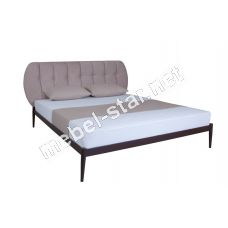 Полуторная, двуспальная кровать Бьянка