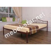 Полуторная, двуспальная кровать Лара