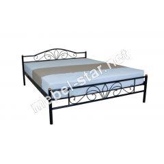 Полуторная, двуспальная кровать Лара люкс