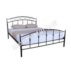 Полуторная, двуспальная кровать Летиция
