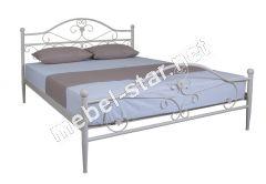 Односпальная, двуспальная кровать Патриция