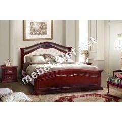 Двуспальная кровать Маргарита ольха