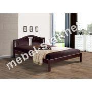 Двуспальная кровать из дерева Марго