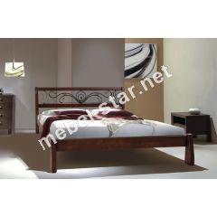 Двуспальная кровать Ретро Микс