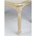 Стол журнальный Венецианский слоновая кость
