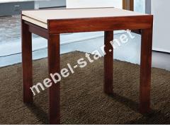 Кухонный стол из дерева Слайдер