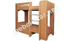Детская двухъярусная кровать Дуэт 2