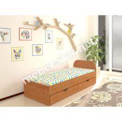 Односпальная кровать с ящиками Соня 1
