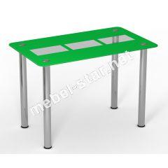 Стеклянный стол Грин