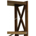 Деревянная этажерка F8