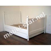Подростковая кровать Мадлен, ясень
