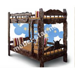 Двухъярусная кровать Старый корабль
