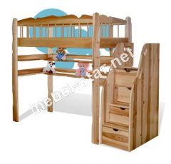 Двухъярусная кровать чердак  Копитошка
