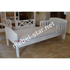 Подростковая кровать Банни ольха, ясень