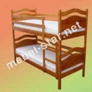 Двухъярусная кровать Бук 2