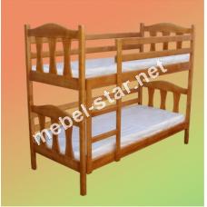 Двухъярусная кровать Бук 4