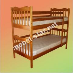 Двухъярусная кровать трансформер Бук 5