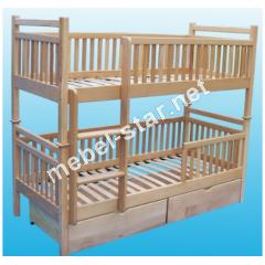 Двухъярусная кровать Бук 6