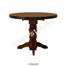 Кухонный стол из дерева СТ 02