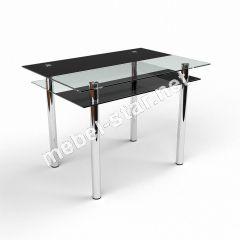 стол обеденный стеклянный Денвер