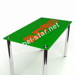 Стол стеклянный Полевой