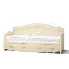 Детская и подростковая кровать 1С-Ш Селина