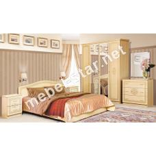 Спальня Флоренция шкаф 4 двери