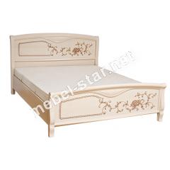 Кровать двуспальная Ванесса