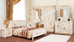 Спальня Ванесса шкаф 6 дверей