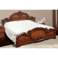 Кровать двуспальная Империя
