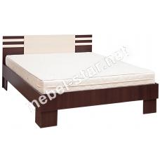 Кровать двуспальная Элегия