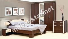 Спальня Элегия шкаф 5 дверей