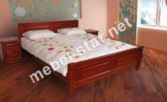 Односпальная, двуспальная кровать Лана