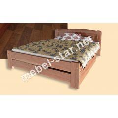 Односпальная, двуспальная кровать Лира 4