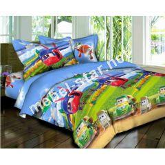 Комплект детского постельного белья  Аэротачки ранфор