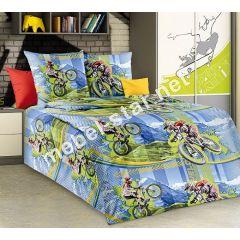 Комплект детского постельного белья Фрирайд бязь
