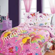 Комплект постельного белья Красотки бязь белорусская