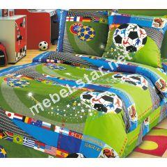 Детское постельное белье Кубок бязь